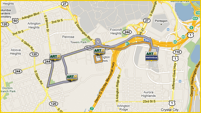 Art 74 Arlington Village Arlington View Pentagon City